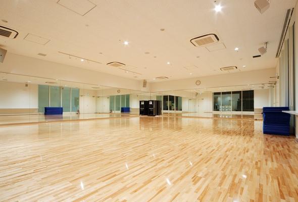 墨田区総合体育館の画像