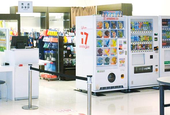 東京都内激アツ天サロスポット錦糸公園の自販機
